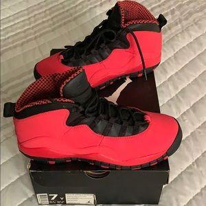 Girls Air Jordan 10 RETRO (GS)